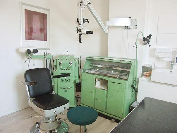 Behandlungsraum | HNO-PRAXIS MÖNCKEBERGSTRASSE, Hamburg-Zentrum