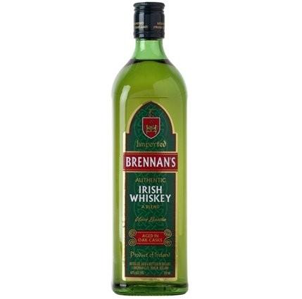 Brennans Irish Whiskey