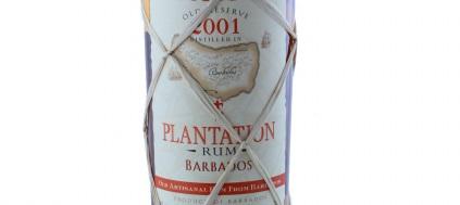 Rum Plantation Barbados 2001 alte Abfüllung