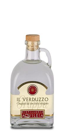 Grappa di VErduzzo - Destilleria Aquileia