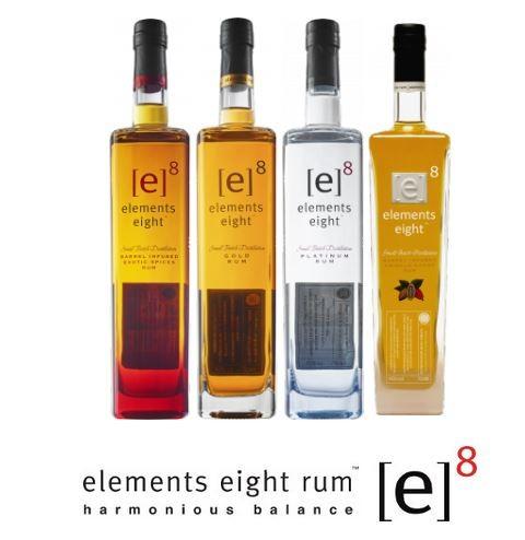 Element 8 Rum aus St. Lucia