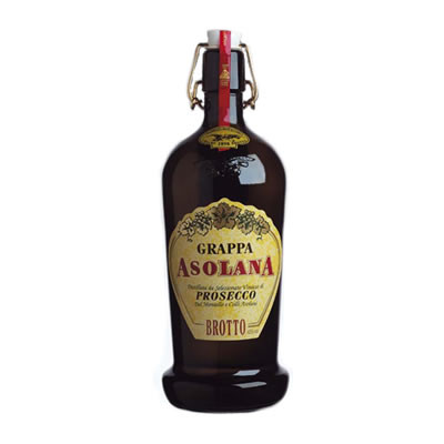 Brotto Grappa di Prosecco