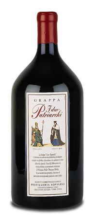 Grappa I due Patriachi - Destilleria Aquileia