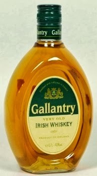 Gallantry Irish Whiskey
