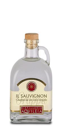 Grappa di Sauvigon - Destilleria Aquileia
