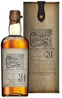 Craigellachie Single Malt 31 Years old