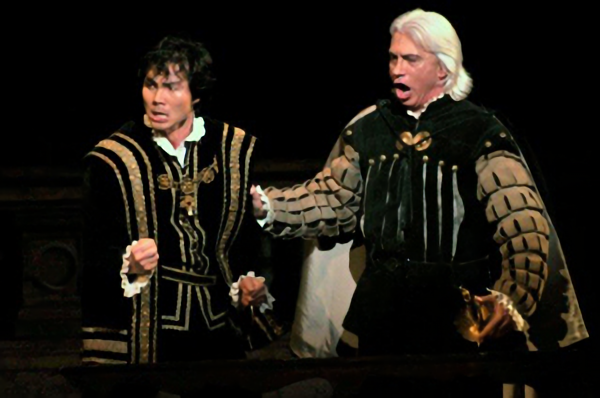 June, 2011 (MET Japan Tour _ Verdi : Don Carlo )