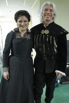 Metropolitan Opera in Tokyo 2011