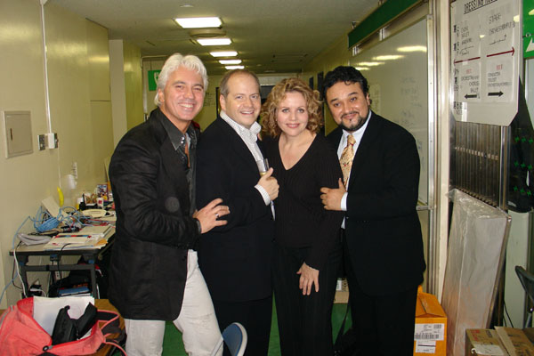 June, 2006 (MET Japan Tour_ Verdi : La Traviata)