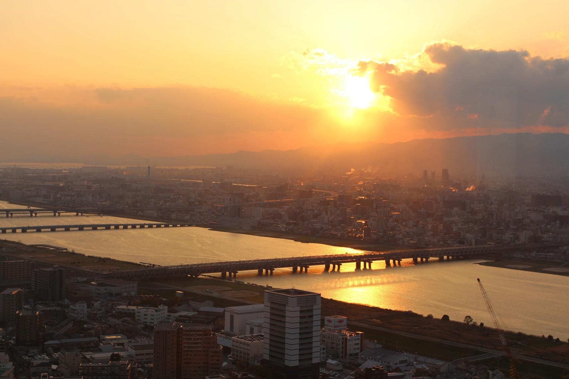 大阪市, 大阪市, 梅田スカイビル Ōsaka, Umeda sky building
