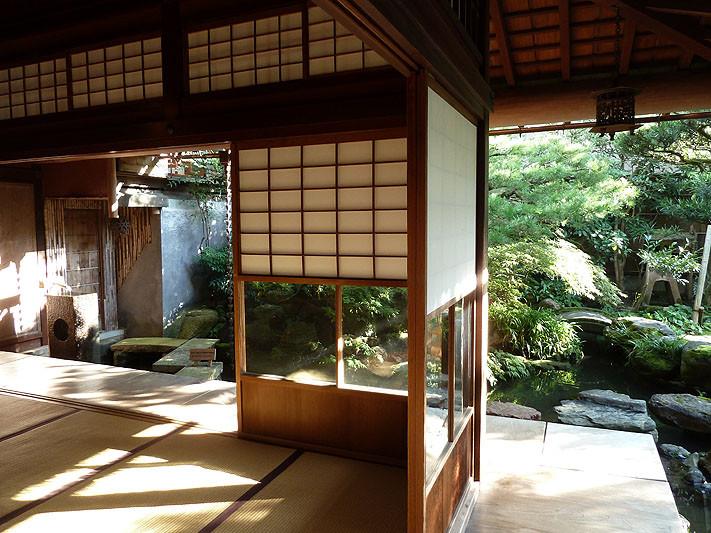 金沢 Kanazawa , Nomura House  野村家