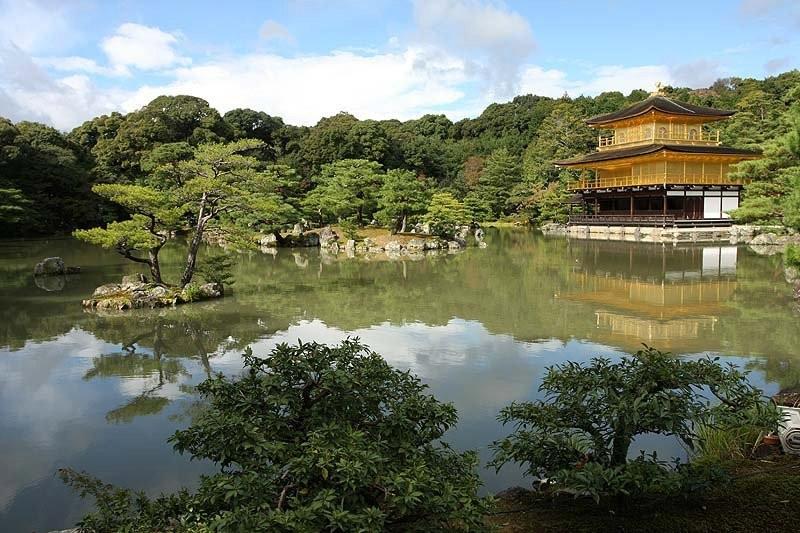 Kyoto, Kinkakuji