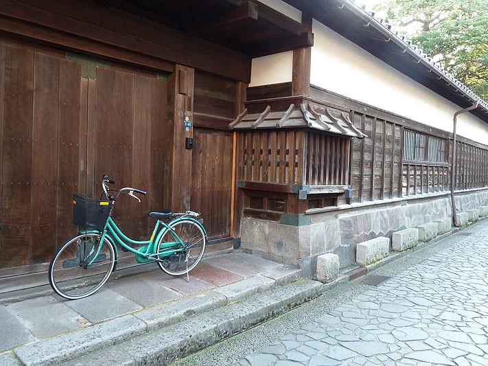 金沢 Kanazawa, Nagamachi 長町