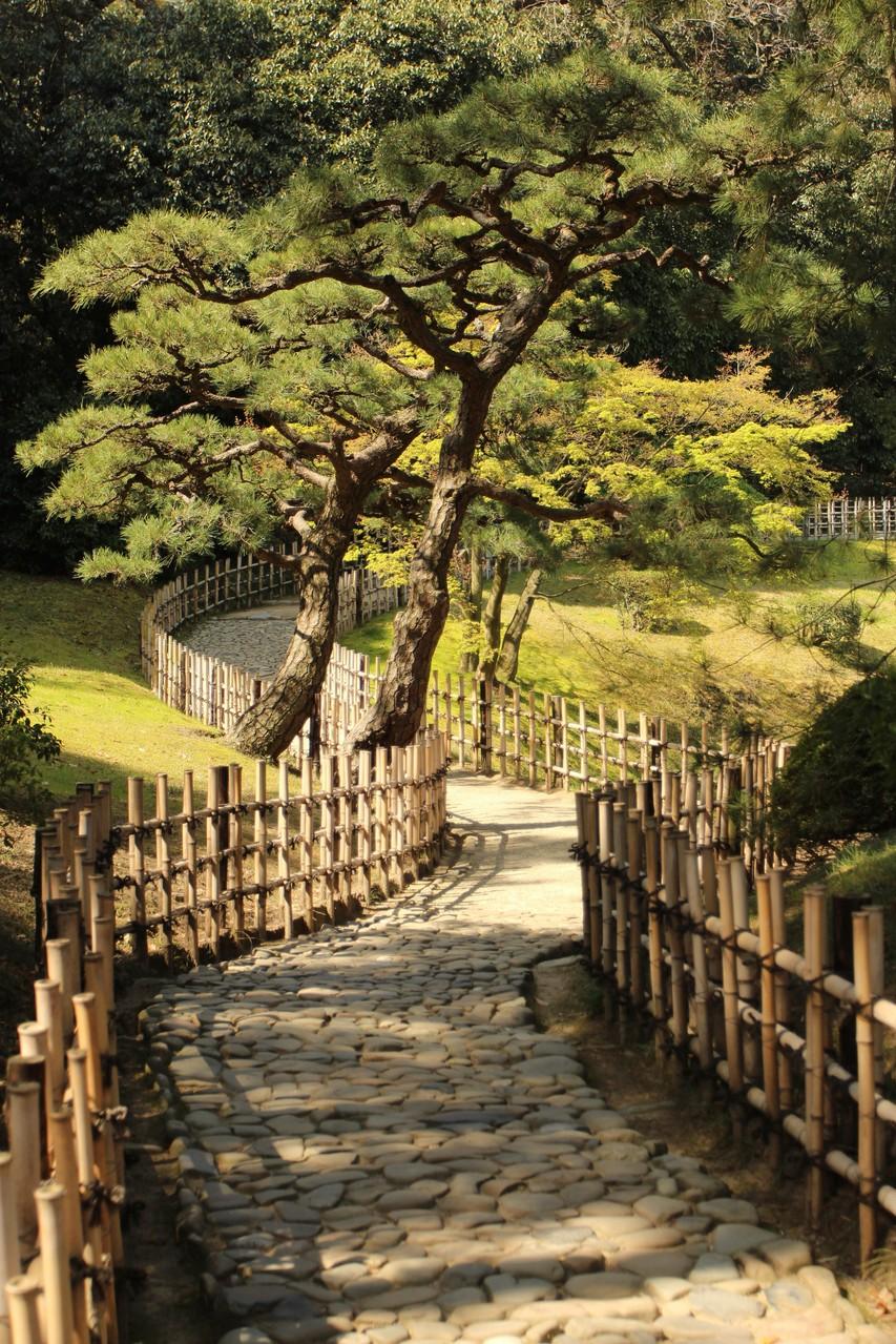 高松市,栗林公園 Takamatsu, Ritsurin Koen