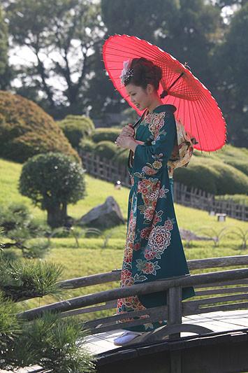 岡山, 後楽園  Okayama, Kōrakuen
