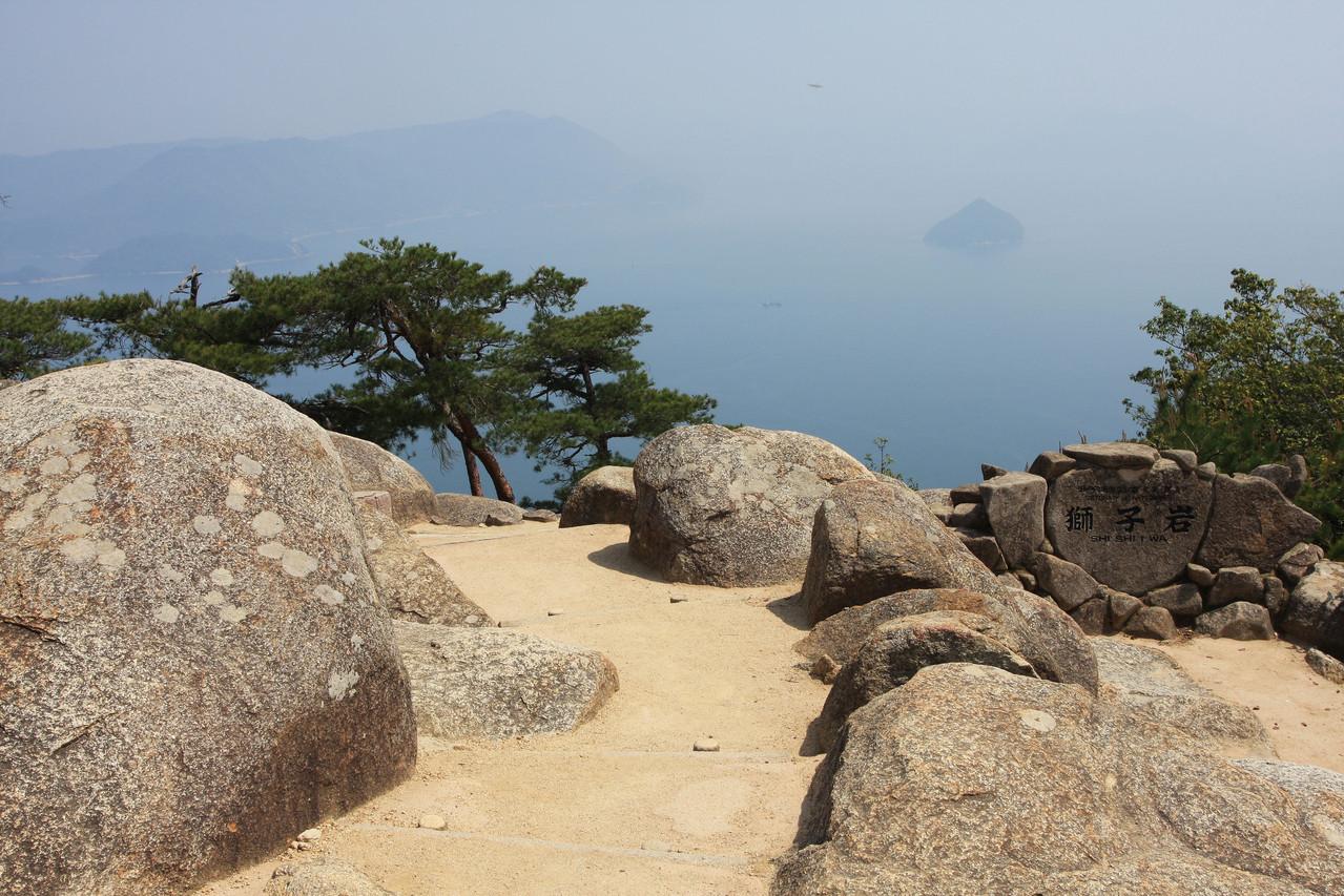 宮島 Miyajima Mt. Misen