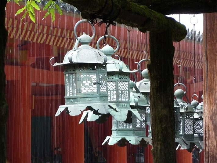Nara, Kasuga Schrein