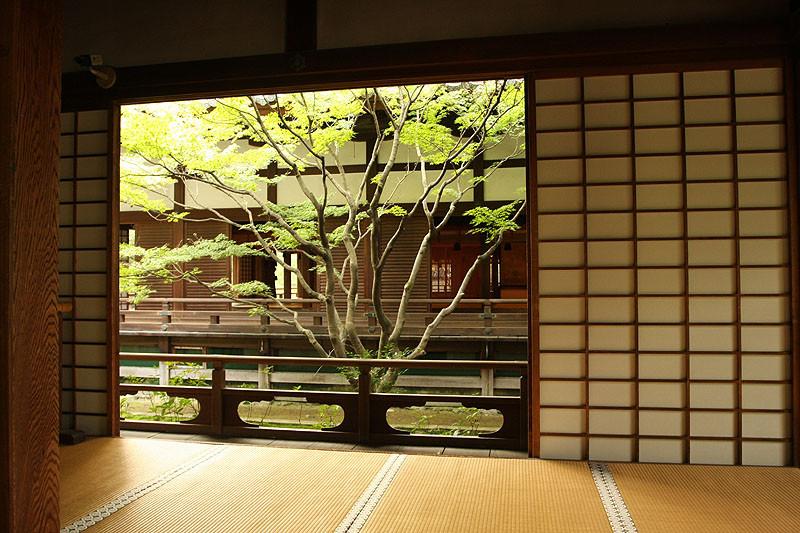 京都, 青蓮院 Kyōto, Shōren-in