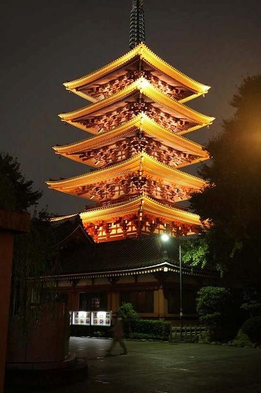 Tokyo, Asakusa
