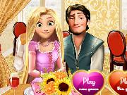 Игра идеальное свидание Флина и Рапунцель