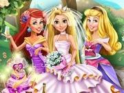 Игра свадебная вечеринка Рапунцель