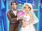 Игра Рапунцель и Флин после свадьбы