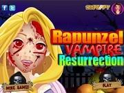 Игра вылечи Рапунцель от вампиризма