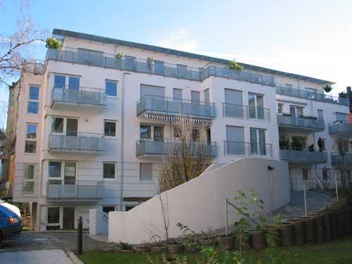 36 Neubau-Wohnungen Stuttgart