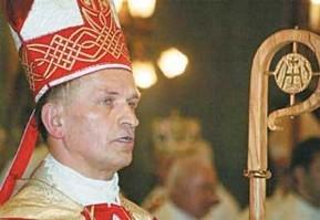 Mons Valentin Pozaić,biskup