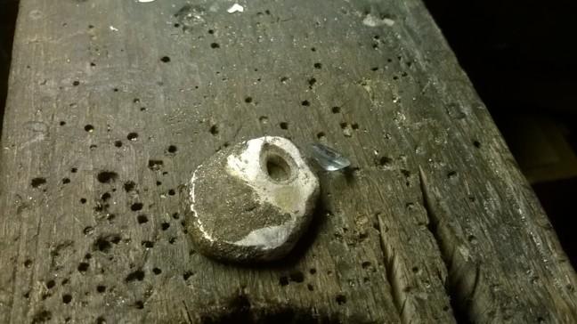 découpe fonction de la culasse de la pierre