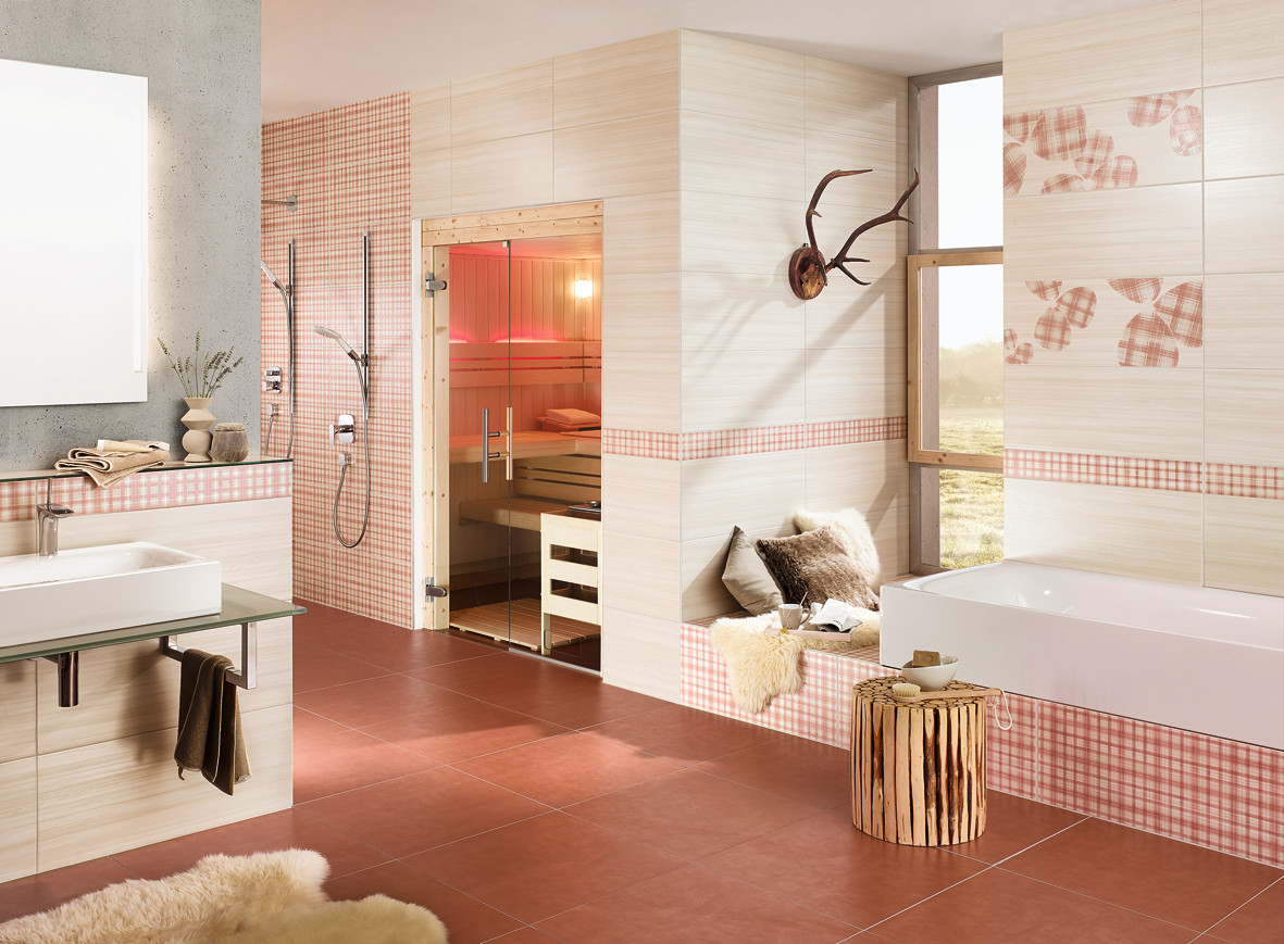 Durch Die Beheizung Der Kalten Außen Wände Mit Wandheizungen Können Sie Ihr  Raumklima Im Bad Entscheidend Verbessern.