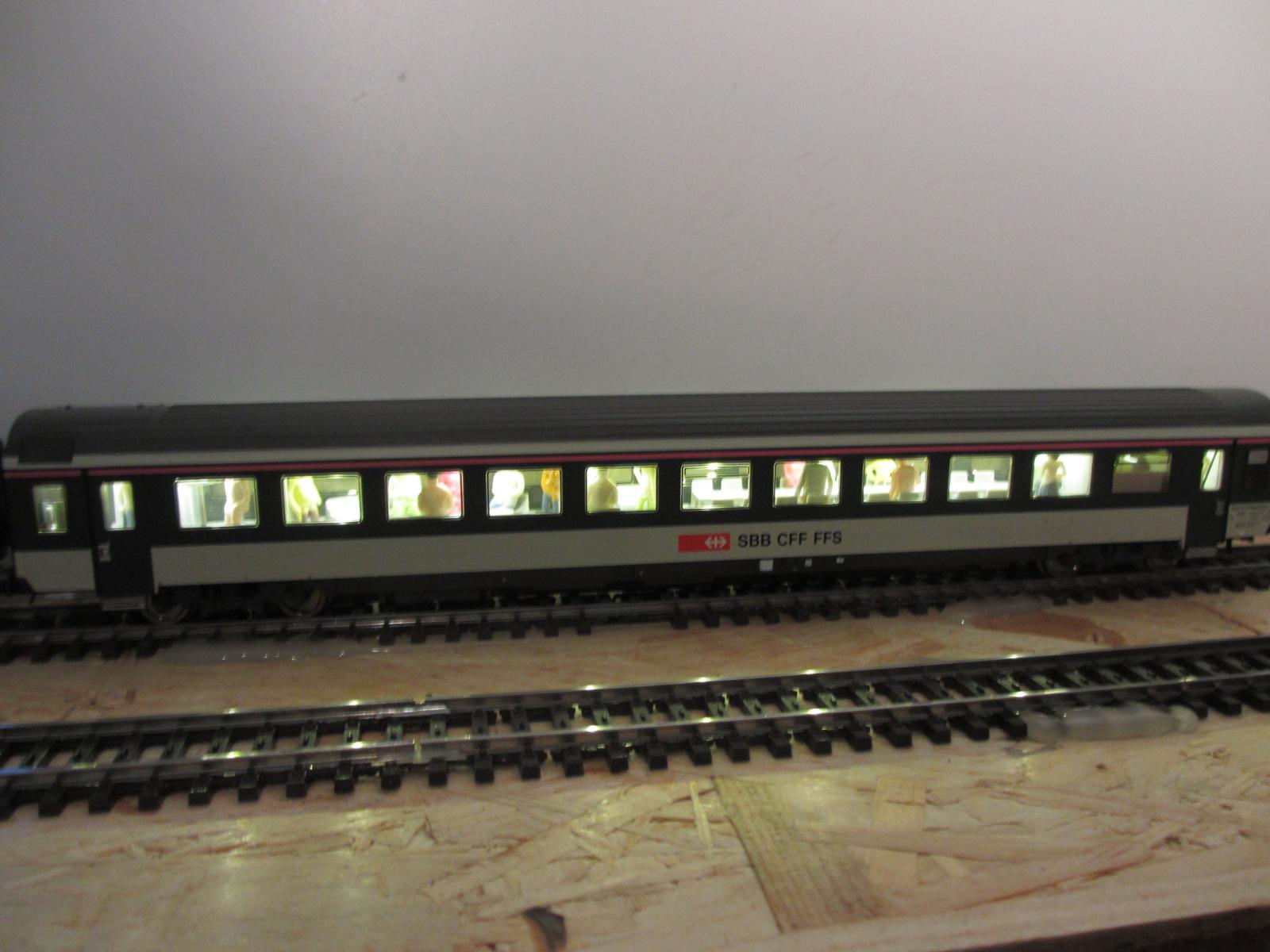 Roco EW IV mit warmweiss LED