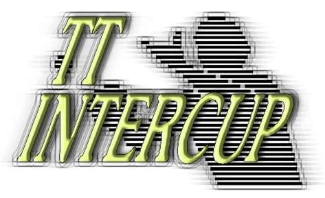 TT-Intercup. 53 Teams aus 12 Nationen sind am Start.