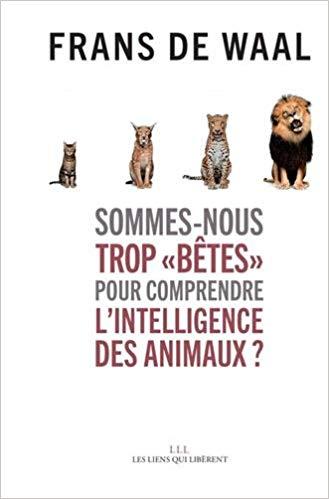 Sommes-nous trop bêtes pour comprendre l'intelligence des animaux ? Frans de Waal. Guide en Namibie