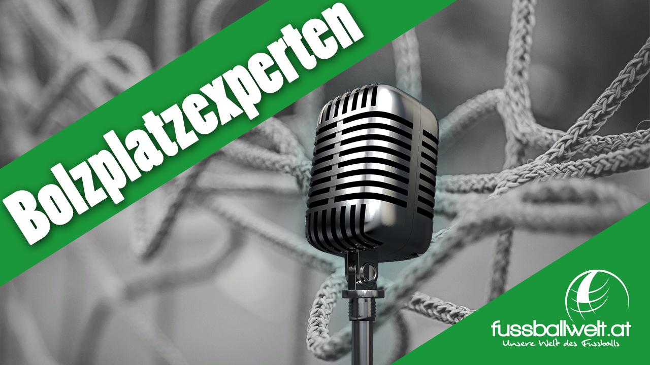 """Podcast """"Bolzplatzexperten"""" - Folge 4 mit René Swete"""