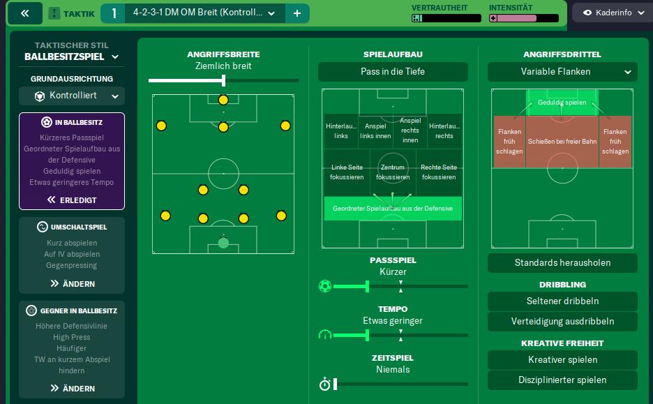 Fm2020 Teil 3 Die Taktik Fussballwelt At