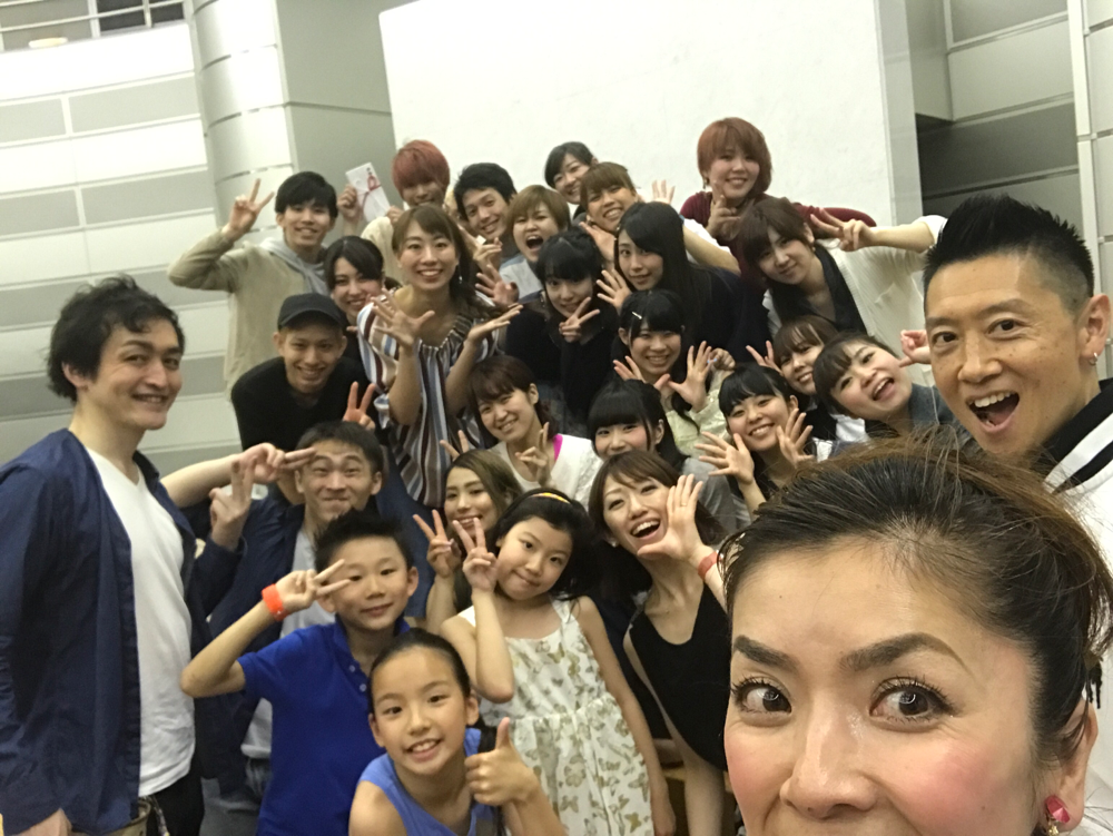 2017/5/28発表会パフォーマンスバトル