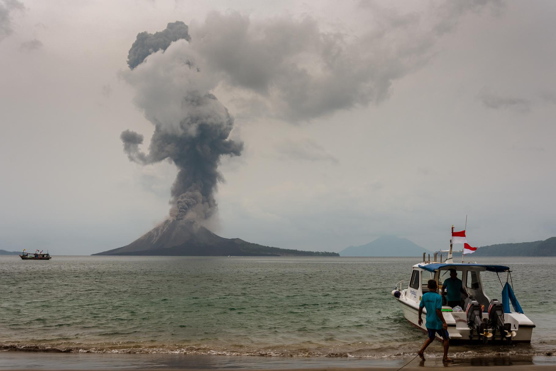 Willkommens-Eruption