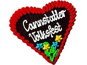 Cannstatter Volksfest Herz