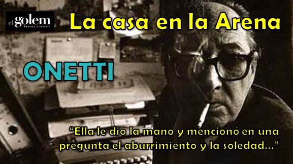 Cuento de Juan Carlos Onetti