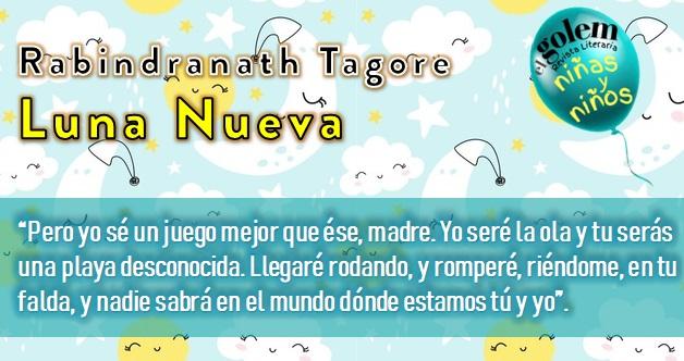 Poesía. Literatura Infantil. Rabindranath Tagore.