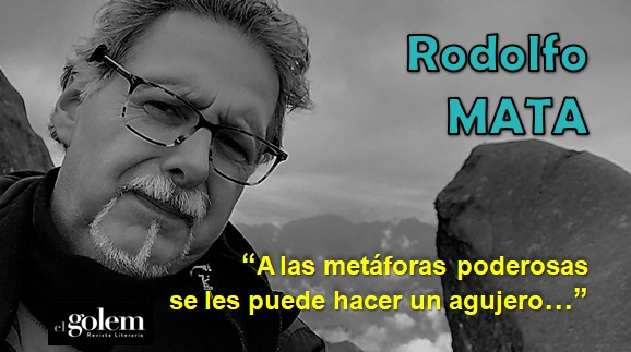 Poesía de Rodolfo Mata