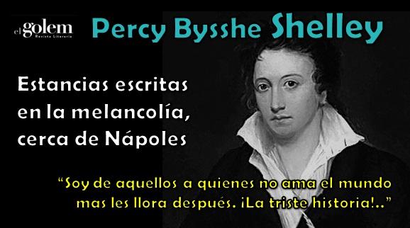Poesía de Percy Bysshe Shelley
