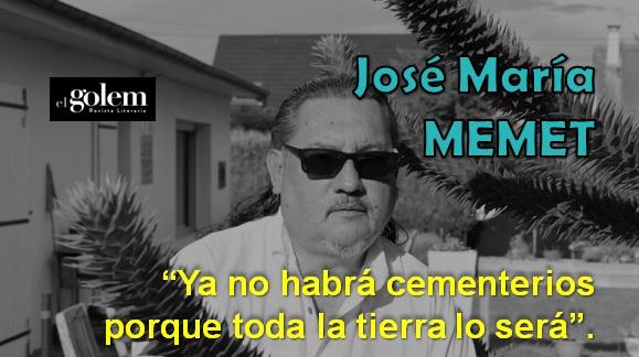 Poesía Mapuche: José María Memet