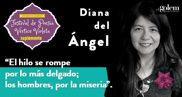 Poemas de Diana del Ángel