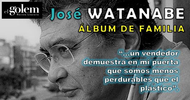 Poesía de José Watanabe