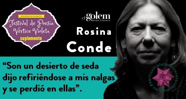 Poemas de Rosina Conde
