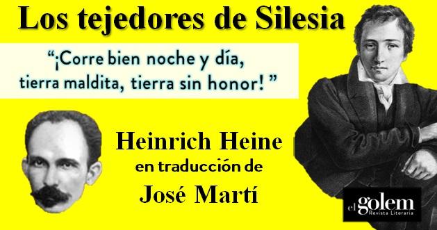 Poemas, poesía. Heinrich Heine.