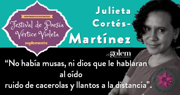 Poemas de Julieta Cortés-Martínez