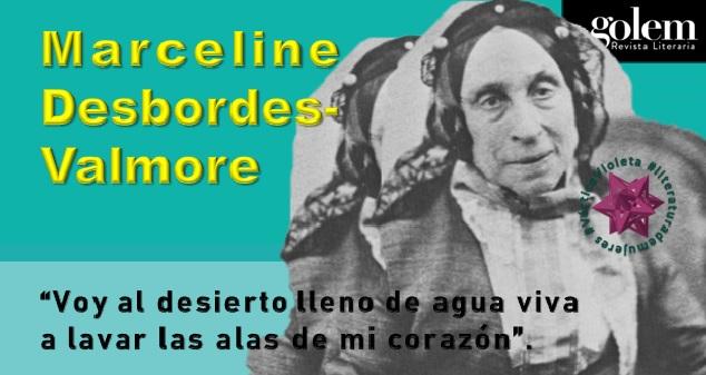 Poemas de Marceline Desbordes-Valmore